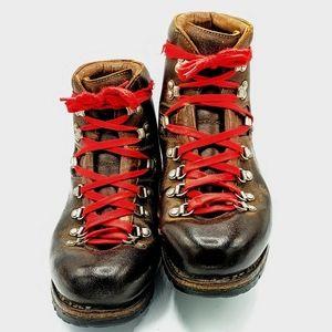 Raichle Boots Mountaineering vintage Switzerland